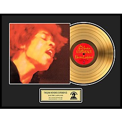 24 Kt. Gold Records Jimi Hendrix - Electric Ladyland Gold LP Limited Edition of 2500 (AAJN036)