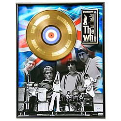 24 Kt. Gold Records The Who - Discography Gold LP Limited Edition of 2,500 (AAJN084)