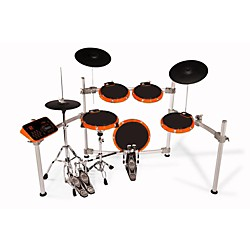 2Box Drumit5 Electronic Drumset with Tama Double Bass Pedal Hardware Pack (D5KHTWC-Kit)