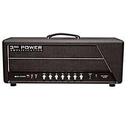 3rd Power Amps HLH Series HD100 Handwired 100W Tube Guitar Amp Head (USED004000 HD100-AMP)