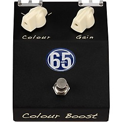 65amps Colour Boost Germanium Transistor Guitar Effects Pedal (COLOUR BOOST)