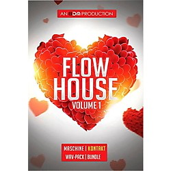 8DM Flow House Vol 1 for Kontakt (1130-11)
