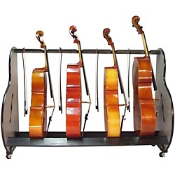 A&S Crafted Products Cello Storage Rack (BRC)