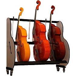 A&S Crafted Products Double-Bass Rack (BRBA)