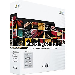 AAS Modeling Collection - Virtual Instrument Software (AA-BUN)