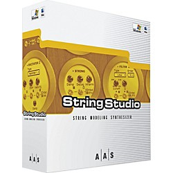 AAS String Studio String Modeling Synthesizer Software (AA-SS)