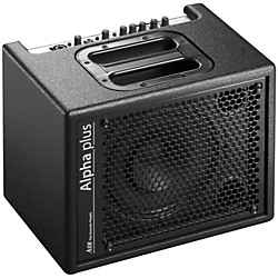 AER Alpha-Plus 50W Single Channel Acoustic 1x8 Combo Amp (ALPHA-PLUS)