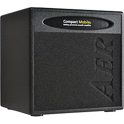 AER Compact Mobile CPM-AKKU Acoustic Guitar Combo Amp (USED004000 COMPACT-MOBILE)