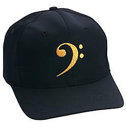 AIM Bass Clef Hat (6413)