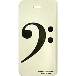 AIM Bass Clef ID Tag (1728)