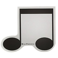 AIM Eighth Note Sticky Pad (4602)