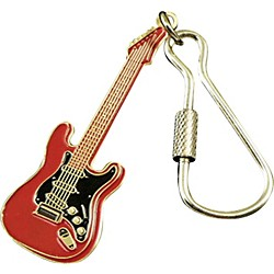 AIM Electric Guitar Keychain (K3C)
