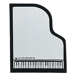 AIM Grand Piano Sticky Pad (4600)