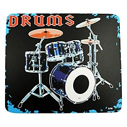 AIM Mouse Pad Drum Set (40017)