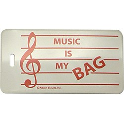 AIM Music/Bag ID Tag (1704)
