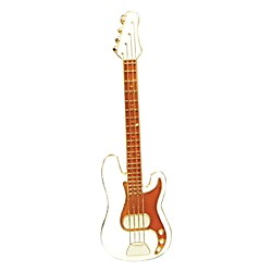 AIM Pin Electric Bass (5B)
