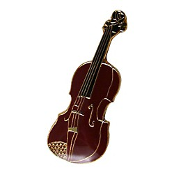 AIM Pin Violin (74A)