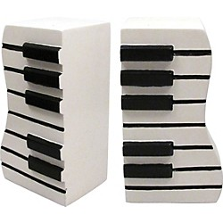 AIM Wavy Keyboard Bookends (5240)