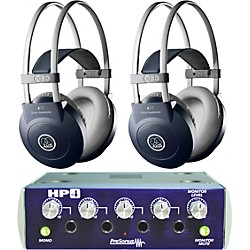 AKG HP4/K77 Headphone Two Pack (KIT-500890)