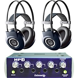 AKG HP4/K99 Headphone Two Pack (KIT797222)
