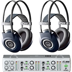 AKG MiniAMP/K99 Headphone Two Pack (KIT797218)