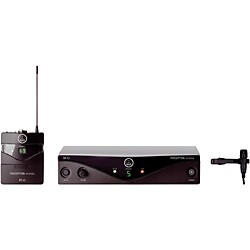 AKG PERCEPTION WIRELESS PRESENTER SET Band A with D8000M Handheld (PercepPresent BandA D8000)