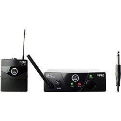 AKG WMS 40 Mini Instrument Wireless System (3348H00060)