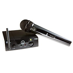 AKG WMS 40 Mini Vocal Wireless System (3347X00060)