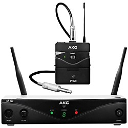 AKG WMS420 Wireless System - Instrument (3415H00010)