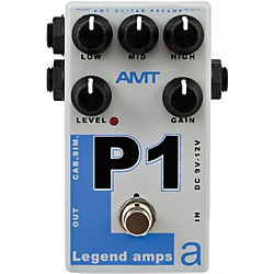 AMT Electronics Legend Amps Series P1 Distortion Guitar Effects Pedal (USED004000 LAS-P1)
