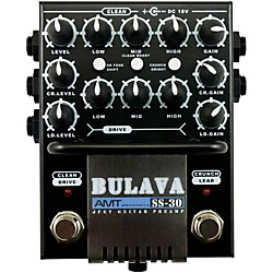 AMT Electronics SS-30 BULAVA 3-Channel Guitar Preamp (USED004000 SS-30)