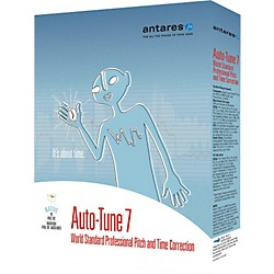ANTARES Auto-Tune 7 Native Software Plug-In (23007)