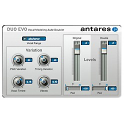 ANTARES DUO Evo (VST/ AU/ RTAS) Software Software Download (1015-7)