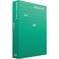 Ableton Live 9 Intro Software Download (1100-4)