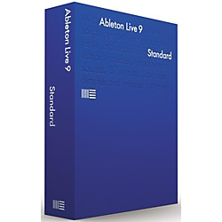 Ableton Live 9 Standard Upgrade from Live Intro Software Download (1100-15)