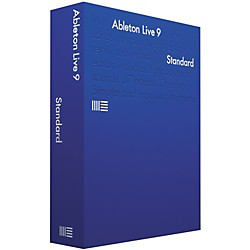 Ableton Live 9 Standard Upgrade from Live LE/Intro (85707)