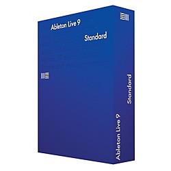 Ableton Live 9 Standard Upgrade from Live Lite (85716)