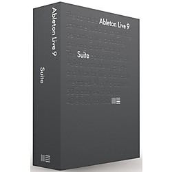 Ableton Live 9 Suite Upgrade from Intro  Software Download (1100-12)