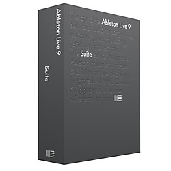 Ableton Live 9 Suite Upgrade from Live 9 Standard Software Download (1100-8)