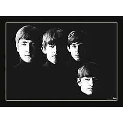 Ace Framing Beatles - With The Beatles 24x36 Poster (PAS9901F)