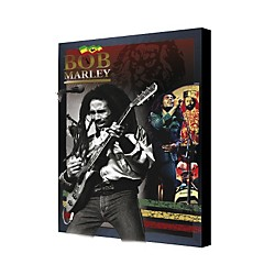 Ace Framing Bob Marley 3D Framed Poster (PPL70046F)