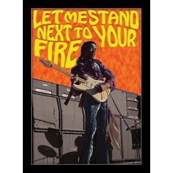 Ace Framing Jimi Hendrix - Next To The Fire 24x36 Poster (PAS0400F)