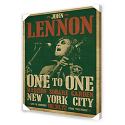 Ace Framing John Lennon Concert Framed Artwork (CV90043)