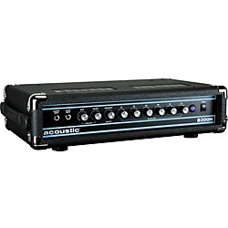 Acoustic B200H 200w Bass Head (B200H-B)