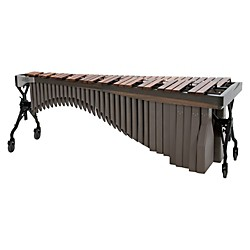 Adams Alpha Series 4.3 Octave Rosewood Marimba with Graphite Rails (MAHA43/9G2)