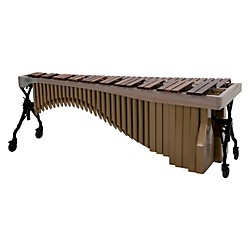 Adams Alpha Series 4.3 Octave Rosewood Marimba with White Wash Rails (MAHA43/9W3)
