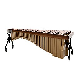 Adams Alpha Series 5.0 Octave Rosewood Marimba with Walnut Rails (MAHA50/9T3)