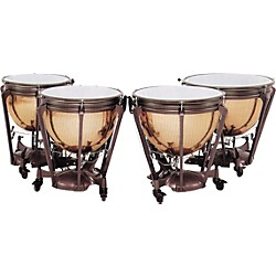 Adams Hammered Copper Symphonic Timpani Concert Drums (SYKH20)