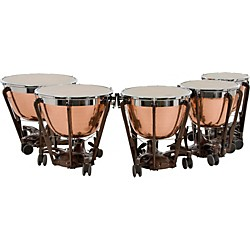 Adams Professional Series Generation II Cambered Hammered Copper Timpani (P2DH20)