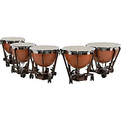 Adams Professional Series Generation II Fiberglass Timpani, Set of 5 (P2FISET5)